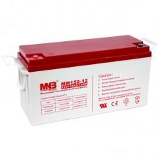 Аккумулятор MNB MM 150-12 [AGM, 12В, 150Ач]