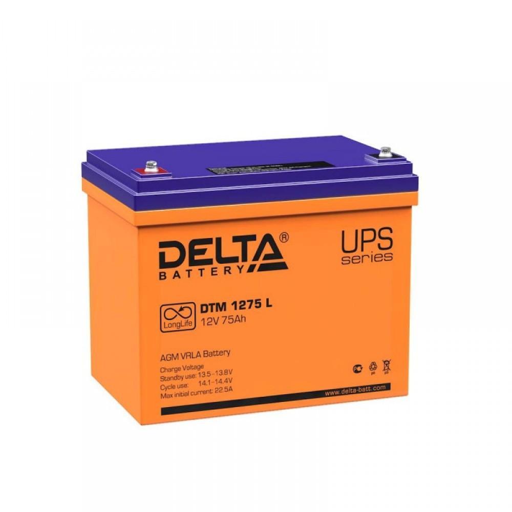 Аккумулятор Delta DTM 1275L