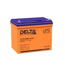 Аккумулятор Delta DTM 1275L [AGM, 12В, 75Ач]