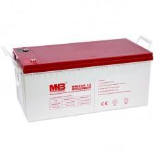 Аккумулятор MNB MM 200-12 [AGM, 12В, 200Ач]