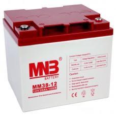 Аккумулятор MNB MM 38-12 [AGM, 12В, 38Ач]