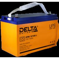 Аккумулятор Delta DTM 12100 L [AGM, 12В, 100Ач]