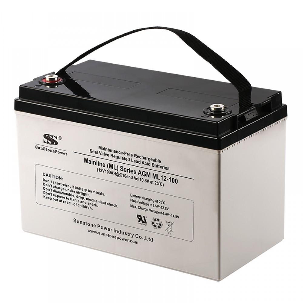 Аккумулятор SunStonePower ML12-100