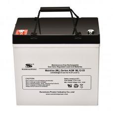 Аккумулятор SunStonePower ML12-50 [AGM, 12В, 50Ач]