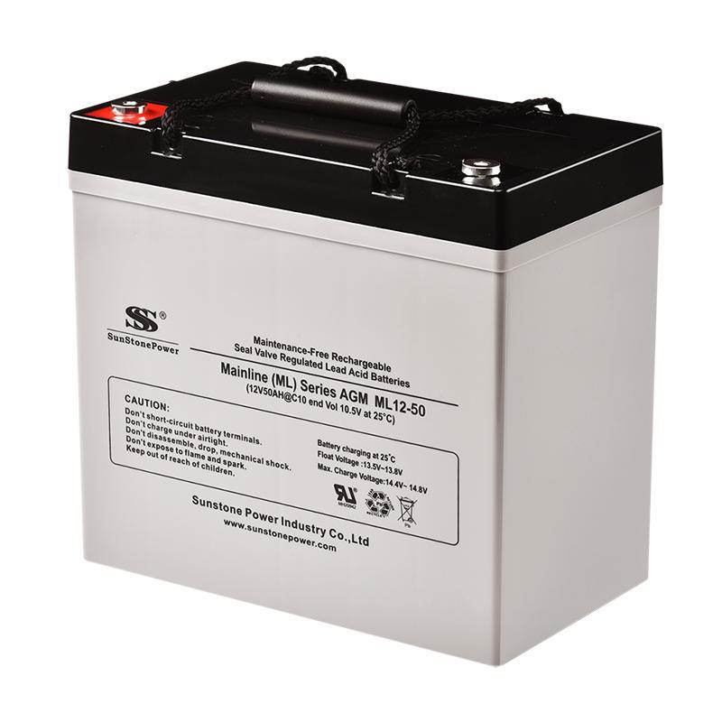 Аккумулятор SunStonePower ML12-50
