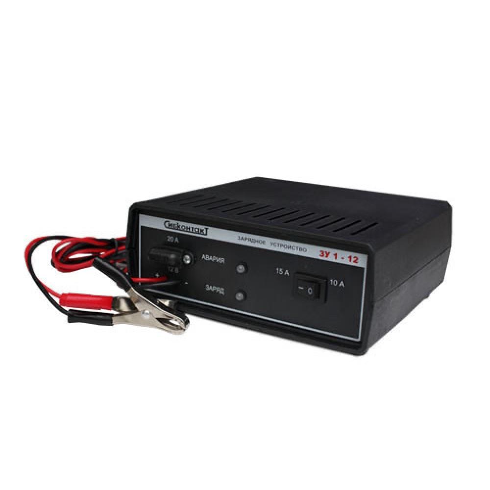 Автоматическое зарядное устройство ЗУ1-12-15(10)
