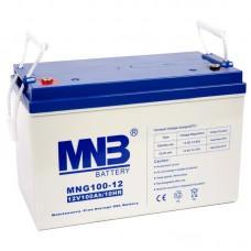Аккумулятор MNB MNG 100-12 [GEL, 12В, 100Ач]