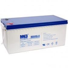Аккумулятор MNB MNG 200-12 [GEL, 12В, 200Ач]