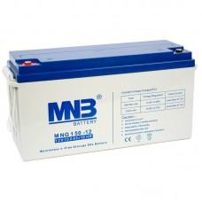 Аккумулятор MNB MNG 150-12 [GEL, 12В, 150Ач]