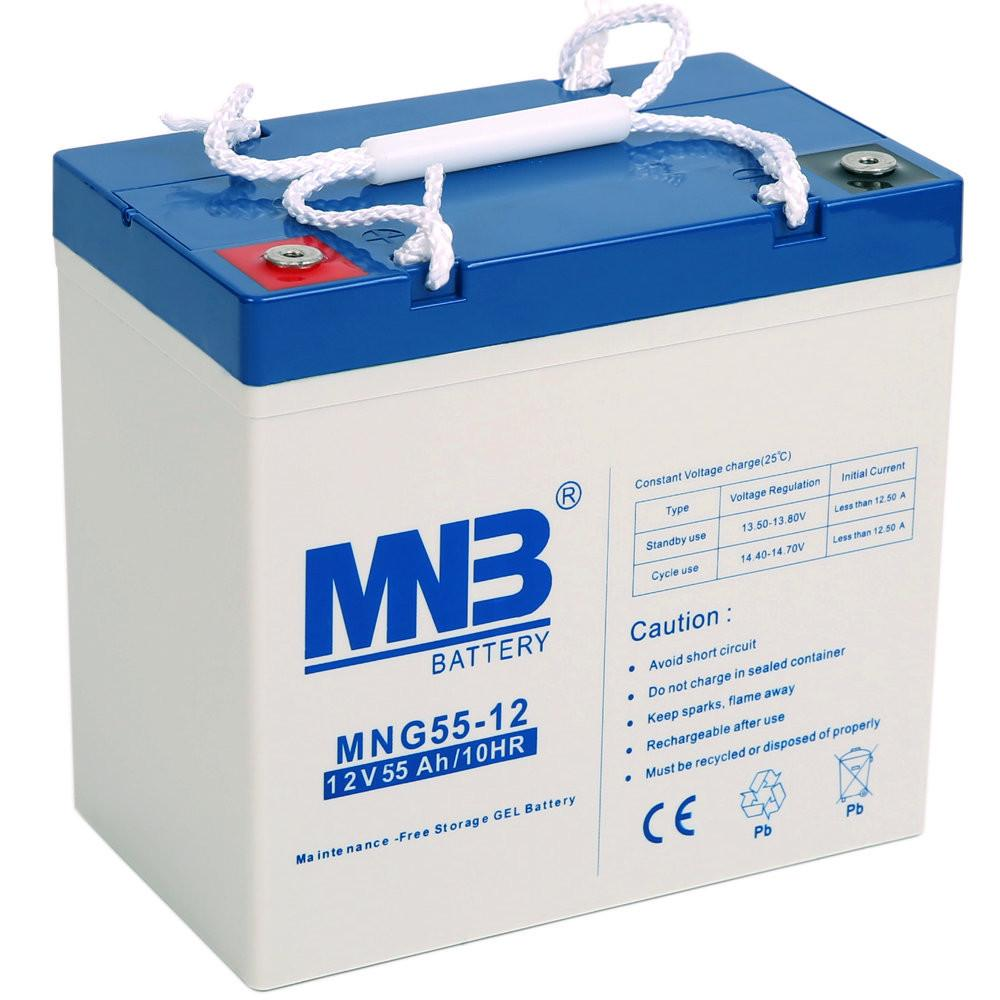 Аккумулятор MNB MNG 55-12