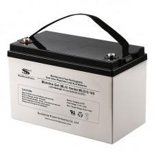 Аккумулятор SunStonePower MLG12-100 [GEL, 12В, 100Ач]