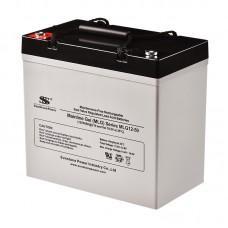 Аккумулятор SunStonePower MLG12-50 [GEL, 12В, 50Ач]