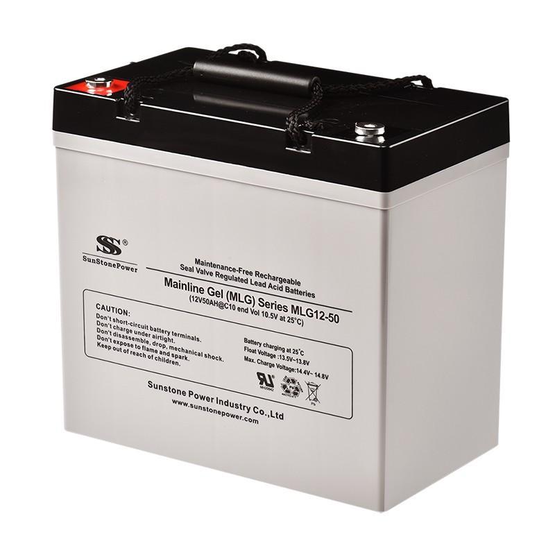 Аккумулятор SunStonePower MLG12-50