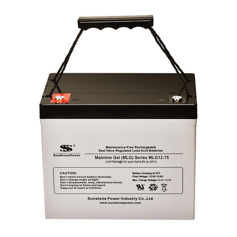 Аккумулятор SunStonePower MLG12-75