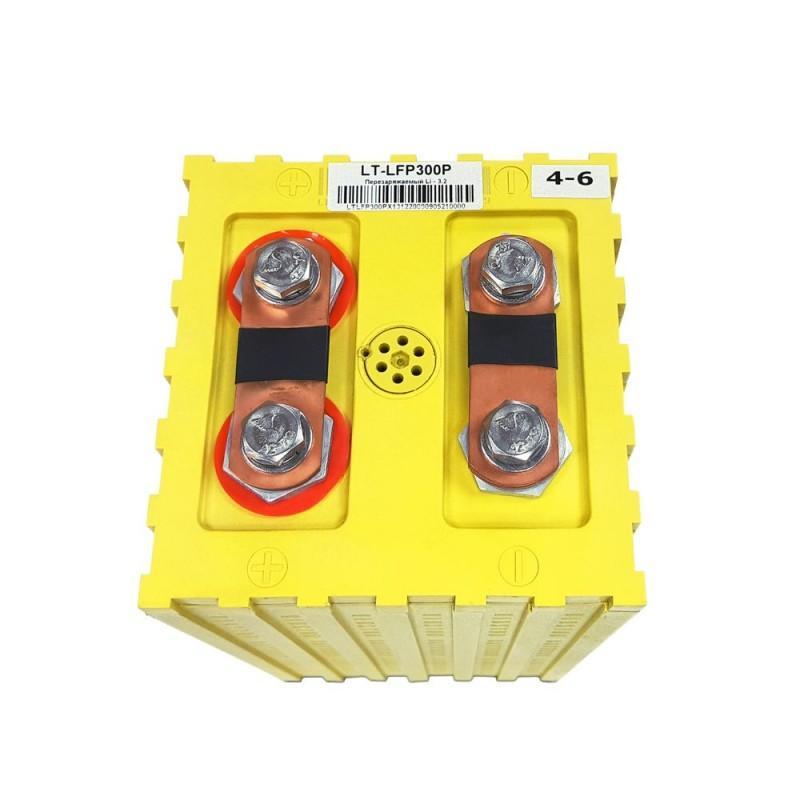 Литий-железо-фосфатный LiFePo4(LFP) аккумулятор LT-LFP 300P(LT–LYP300)