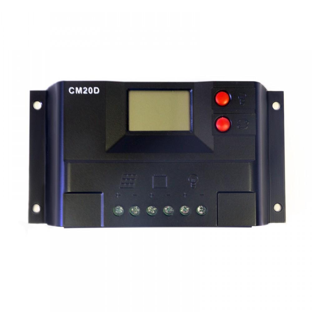 Солнечный контроллер JUTA CM20D