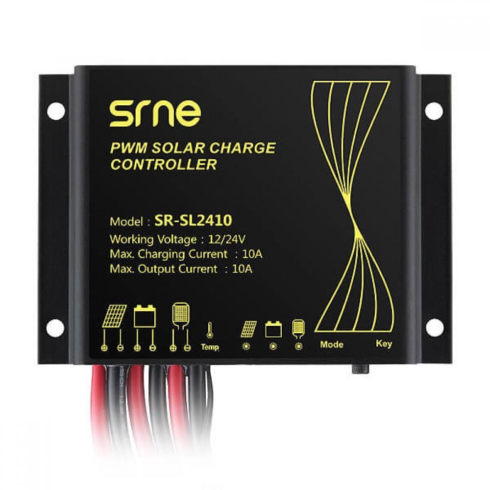 Солнечный контроллер SRNE SR-SL2410