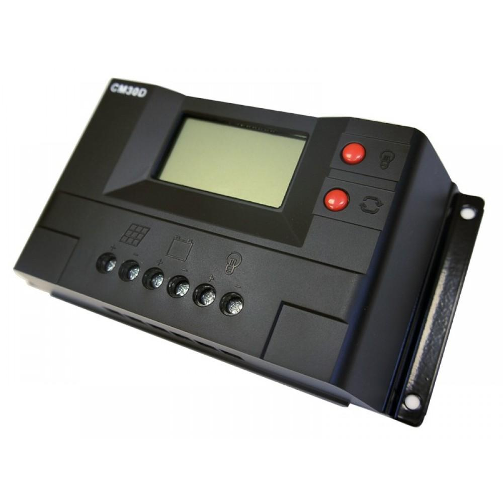 Солнечный контроллер JUTA CM30D