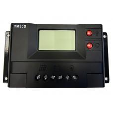 JUTA CM30D [ШИМ, 30А, 12/24 В, USB]