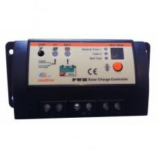 Контроллер заряда LS1024R [ШИМ, 10А, 12/24В, 2 таймера]