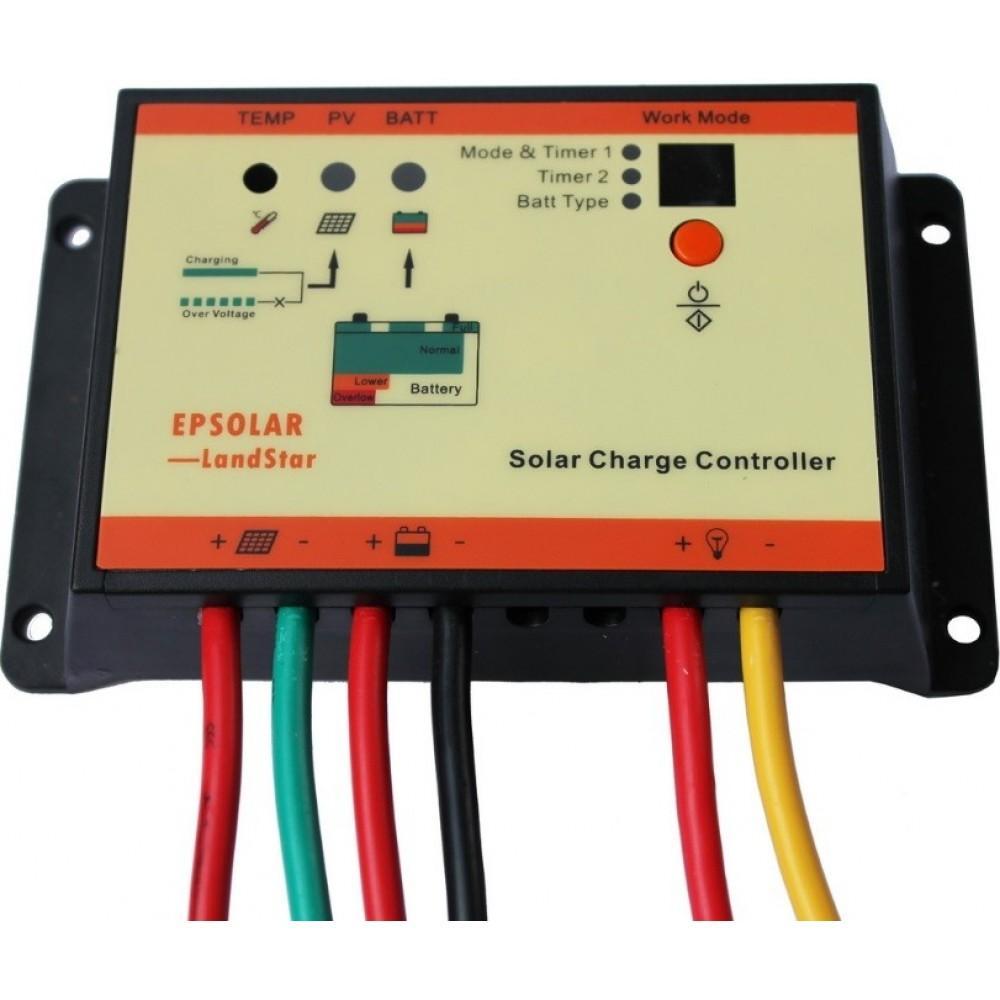 Солнечный контроллер EPsolar LS2024RP