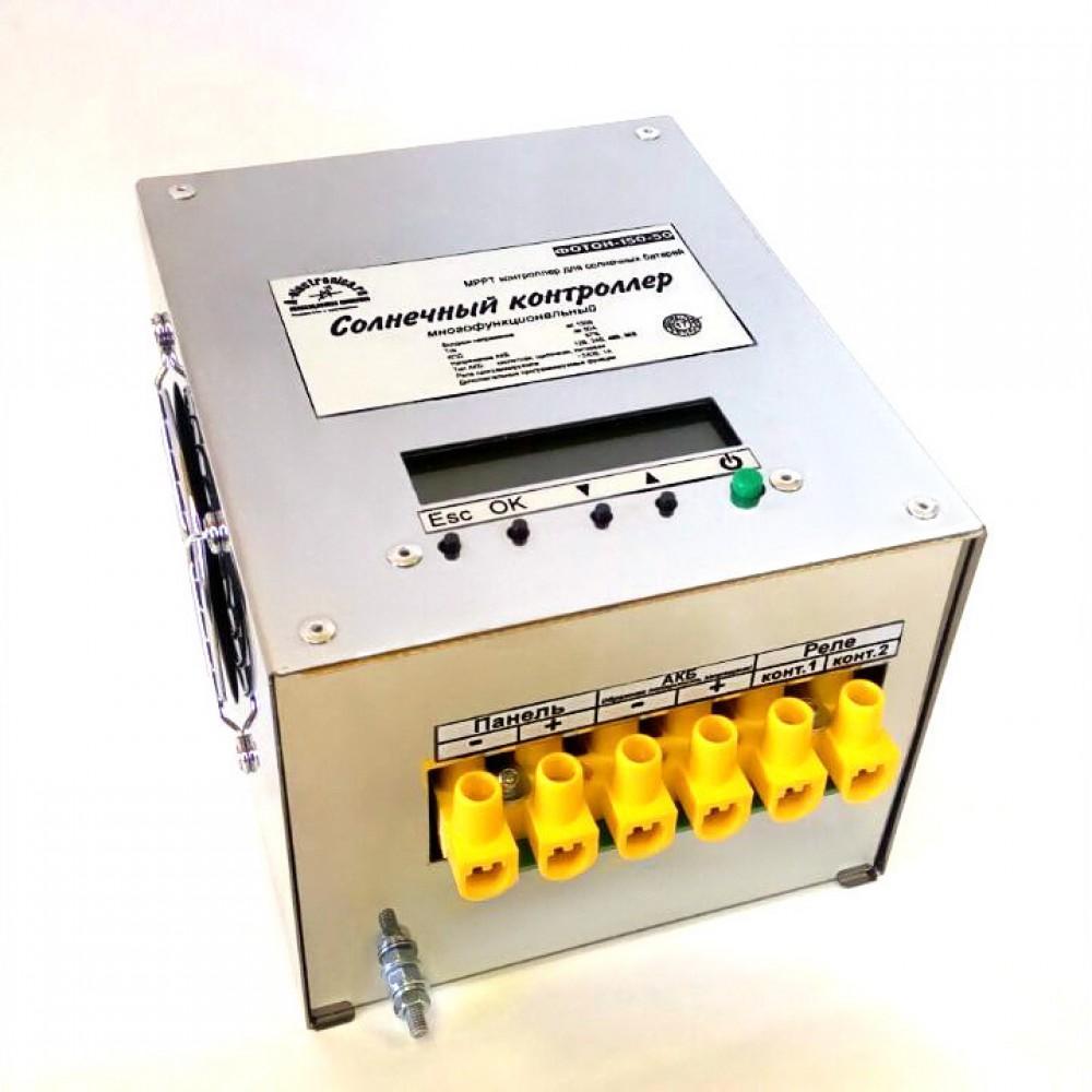 Солнечный контроллер ФОТОН-150-50
