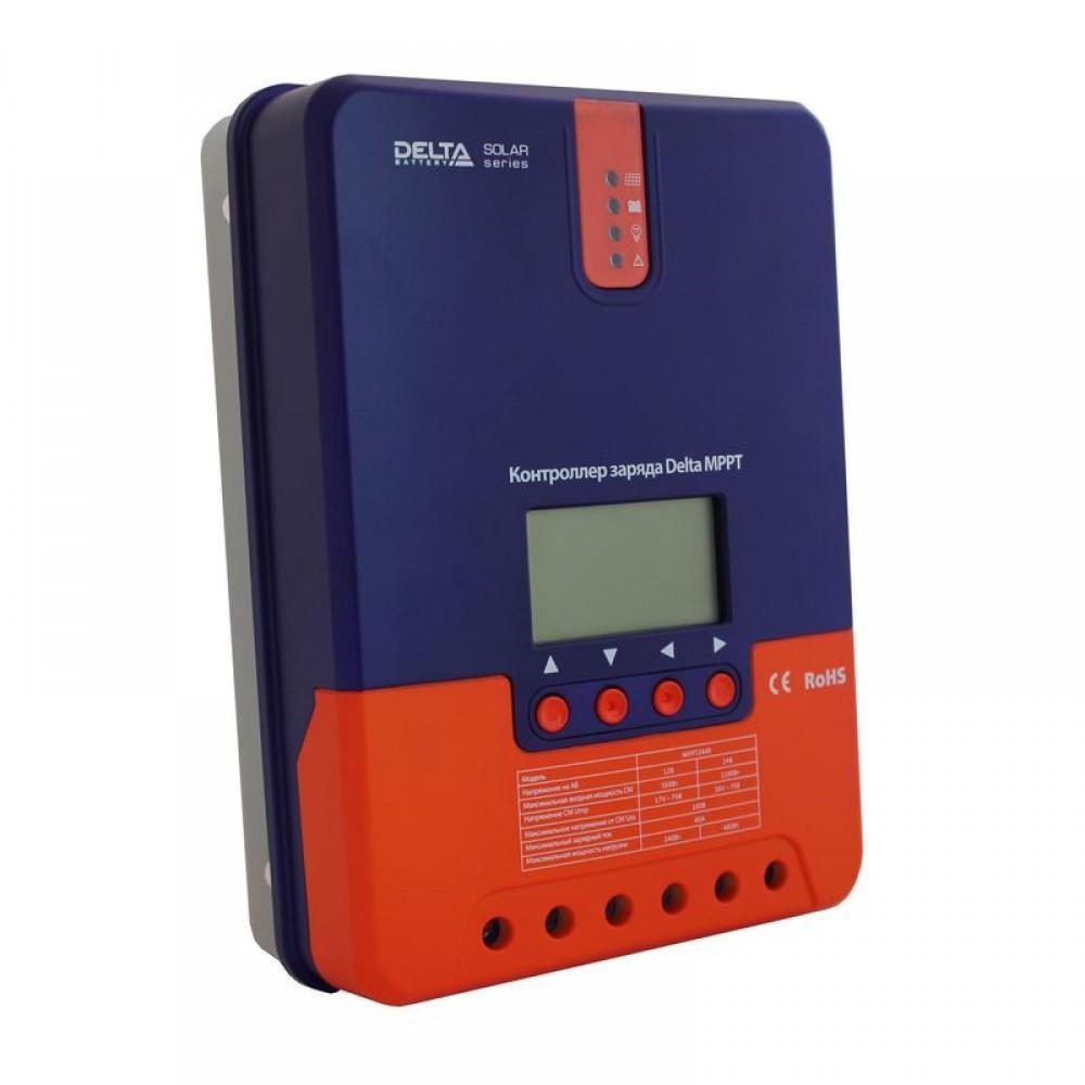 Солнечный контроллер DELTA MPPT2440
