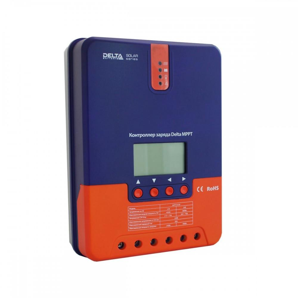 Солнечный контроллер DELTA MPPT2430