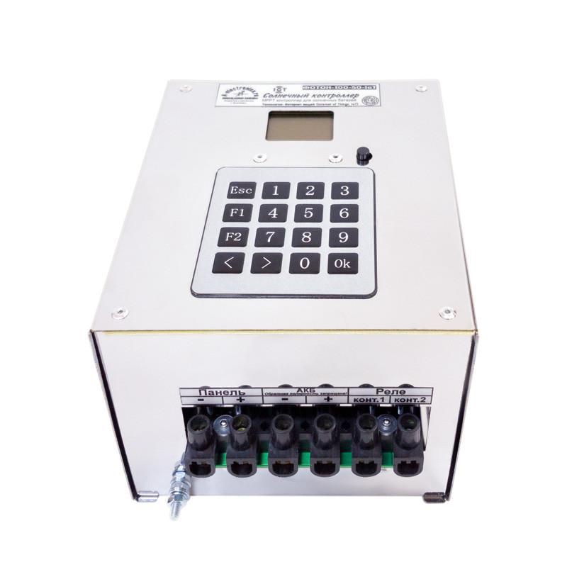 Солнечный контроллер ФОТОН-100-50-IoT