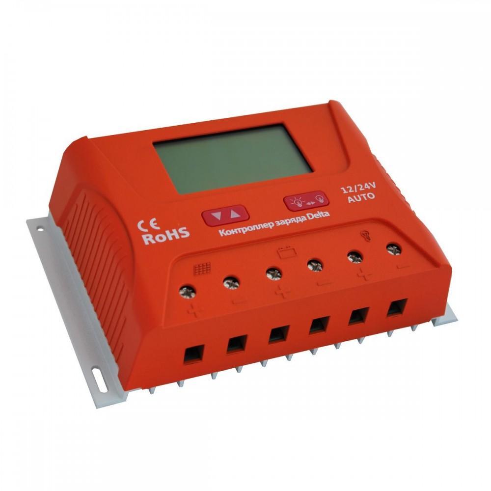 Солнечный контроллер DELTA PWM 2430