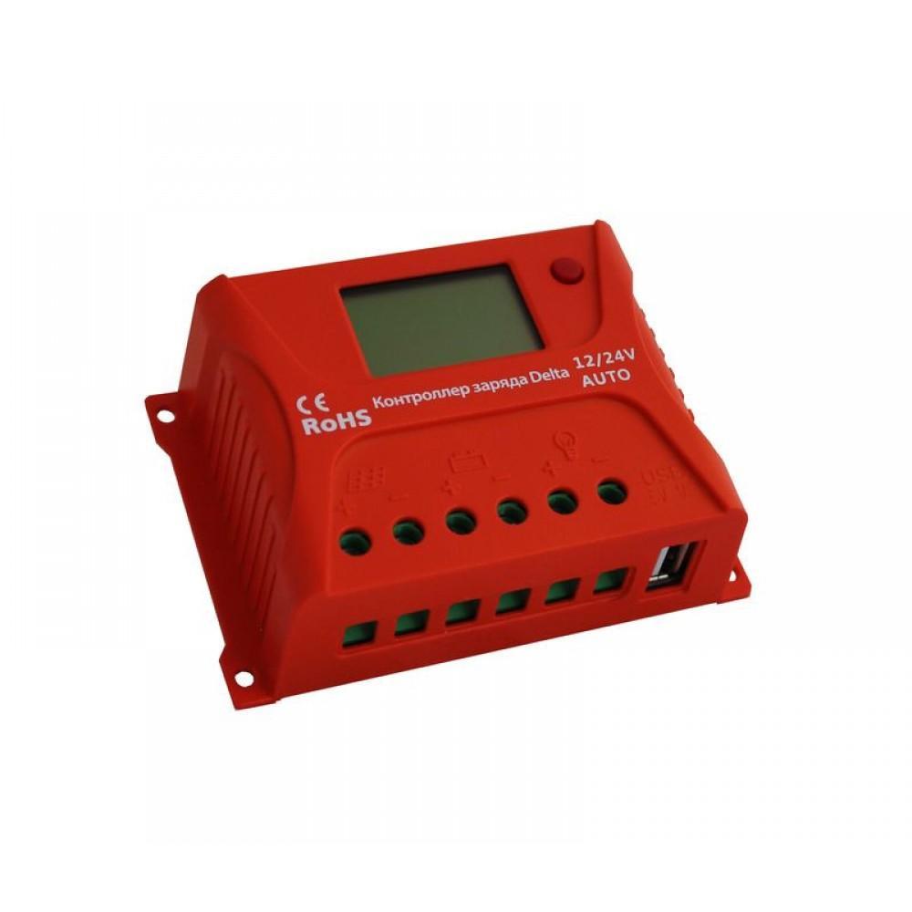 Солнечный контроллер DELTA PWM 2410