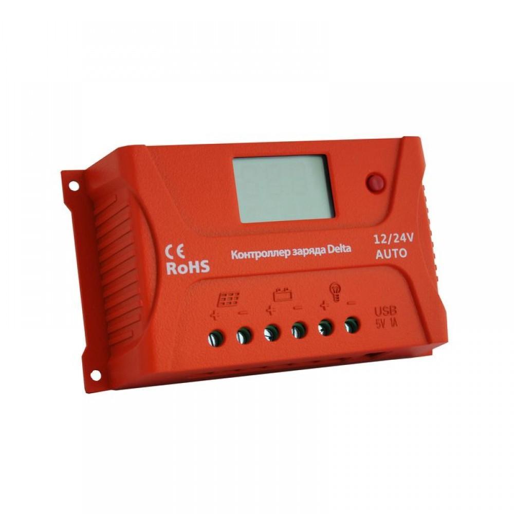Солнечный контроллер DELTA PWM 2420