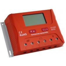 DELTA PWM 2460 [ШИМ, 60А, 12/24В, LCD, USB, таймер]