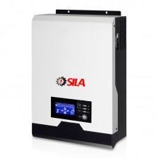 Гибридный инв SILA V 2000M (PF 1.0) [2кВт, 24В, MPPT 40А]