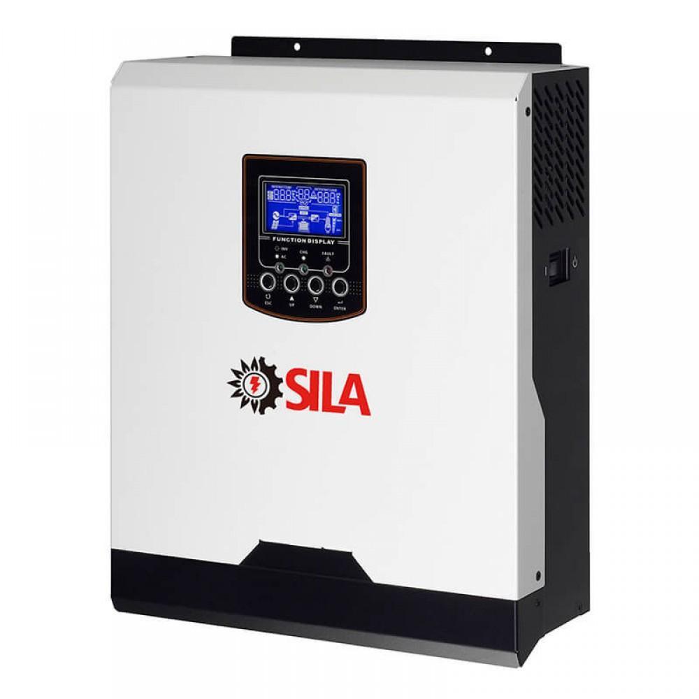 Гибридный инвертор SILA V 5000P