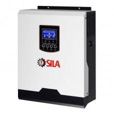 Гибридный инв SILA V 2000P (PF 1.0) [2кВт, 24В, ШИМ 50А]