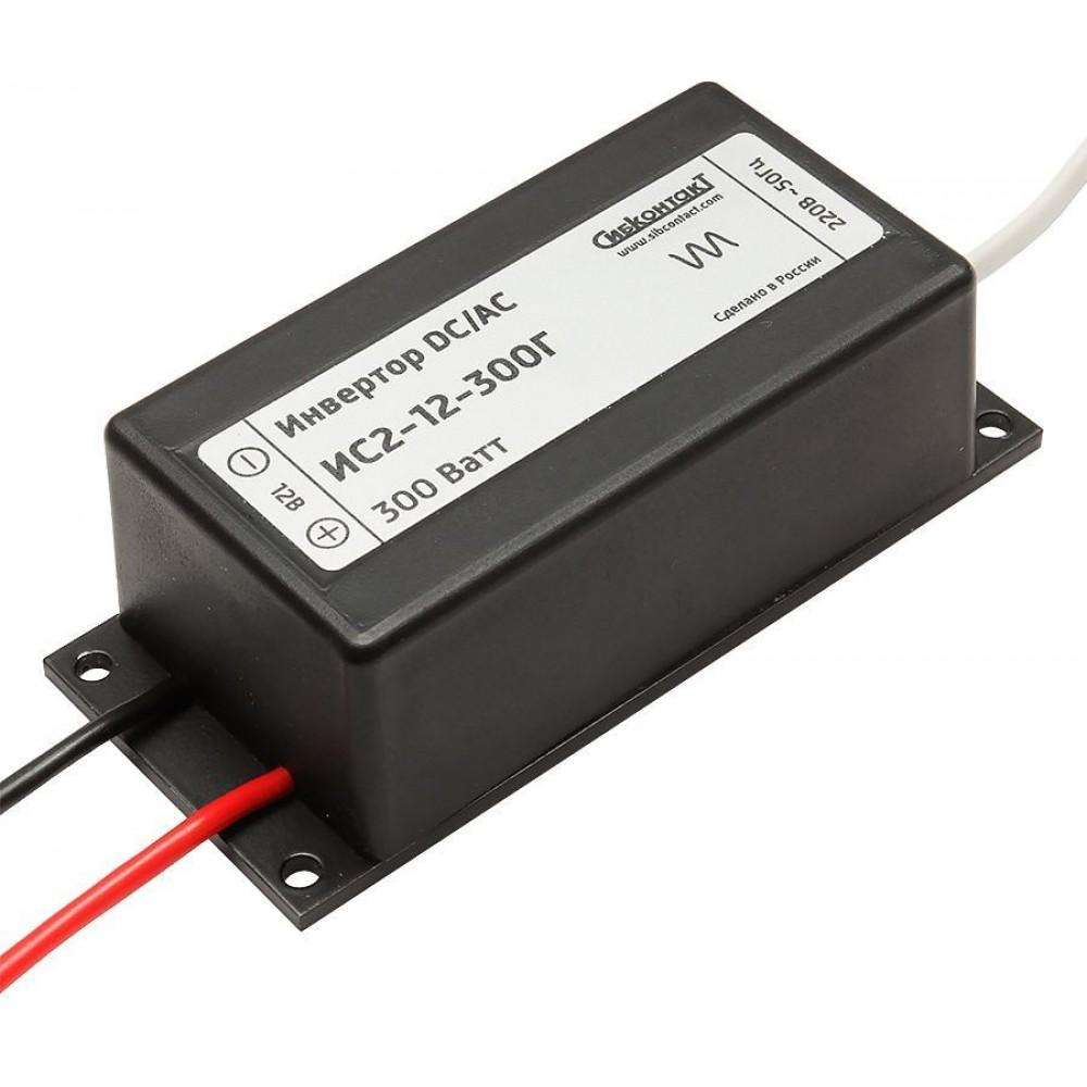 Инвертор ИС2-12-300Г