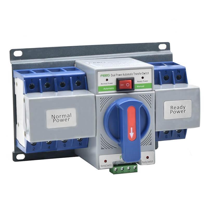 Автомат ввода резерва (АВР) FTS-63-4P