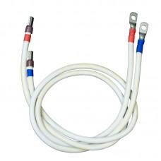 Провода для подключения инвертора [25мм2, длина 1 м]