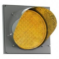Светофор Т.7.1М желтый, мигающий [LED, 200мм, 12В]