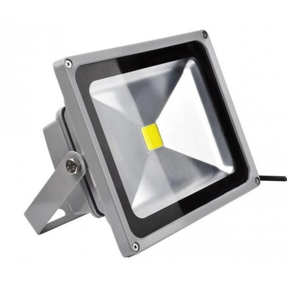 Светодиодный прожектор 30Вт 12/24В DC