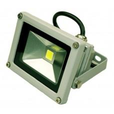 Светодиодный прожектор [10Вт, 12/24В DC, IP65]