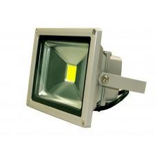Светодиодный прожектор [20Вт, 12/24В DC, IP65]