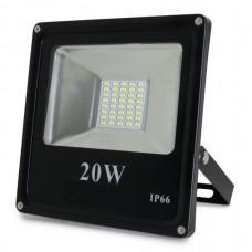 Светодиодный прожектор LED Slim 20 [20Вт, 12/24В DC, IP66]