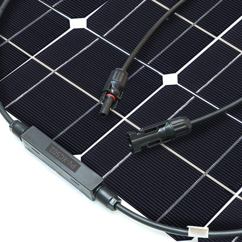 Гибкая солнечная батарея E-Power 160Вт, 12В