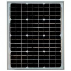 Солнечная батарея SIM50-12-5BB [50Вт, 12В, Моно]