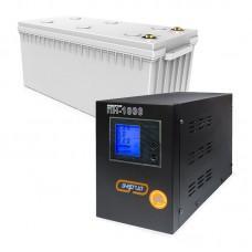 """Комплект """"Энергия 600/150 CT""""[600Вт,150Ач,стабилизатор]"""