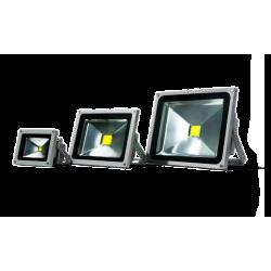 Низковольтные светодиодные прожектора 12 Вольт, 10-30 Ватт